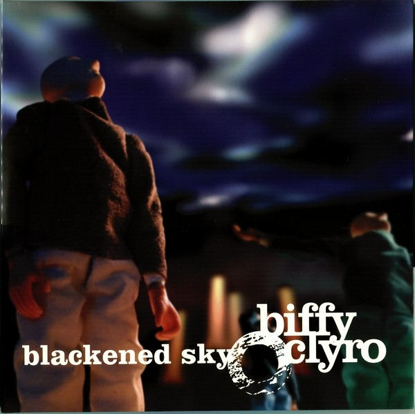 Biffy Clyro Blackened Sky Vinyl