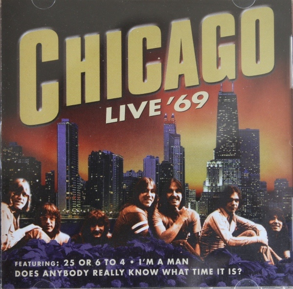 Chicago Live '69