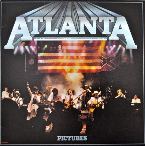 Atlanta Pictures Vinyl