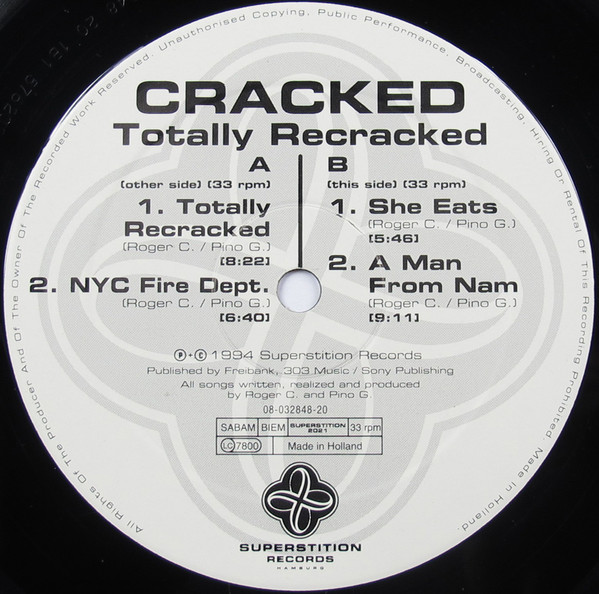Cracked Totally Recracked