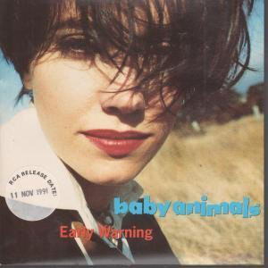 Baby Animals Early Warning Vinyl