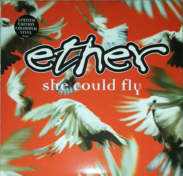 Ether She Could Fly Vinyl