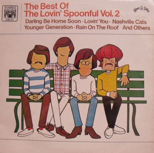 Loovin Spoonful The The Best Of The Lovin Spooful Vol 2