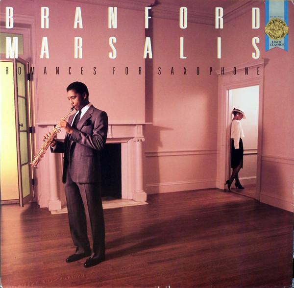Marsalis, Branford Romances For Saxophone Vinyl