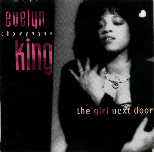 King, 'Champagne' Evelyn The Girl Next Door