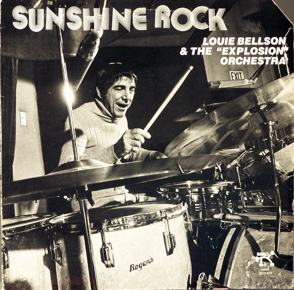 Bellson, Louie Sunshine Rock