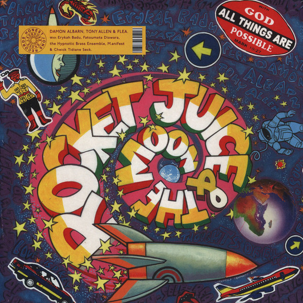 Rocket Juice & The Moon Rocket Juice & The Moon Vinyl