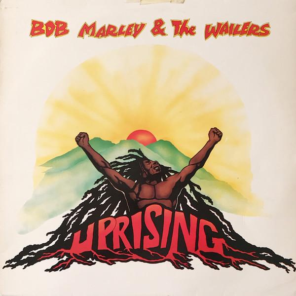 Bob Marley & The Wailers Uprising Vinyl