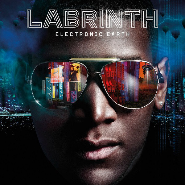 Labrinth Electronic Earth CD