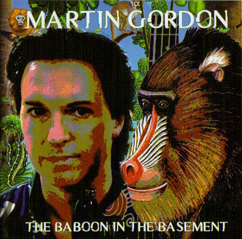 Gordon, Martin The Baboon In The Basement