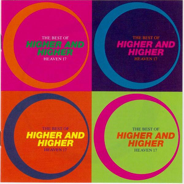 Heaven Seventeen  Higher & Higher The Best Of CD
