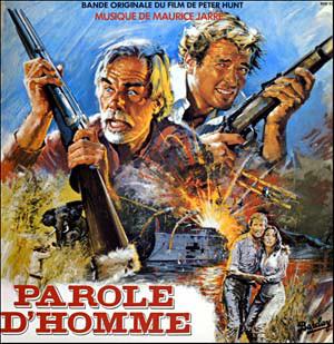 Jarre, Maurice Parole D'Homme Vinyl