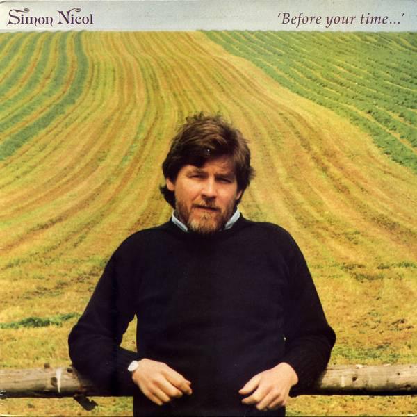 Nicol, Simon Before Your Time... Vinyl