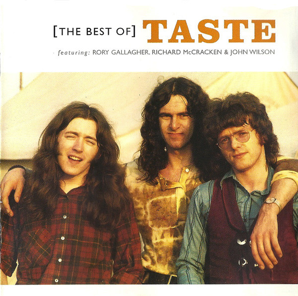Taste The Best Of Taste CD
