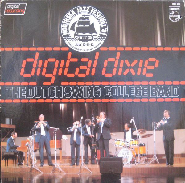 The Dutch Swing College Band Digital Dixie