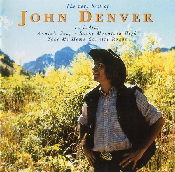 Denver, John The Very Best Of CD