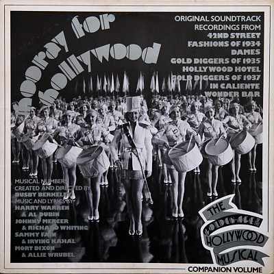 Various Hooray For Hollywood - The Golden-Age Of The Hollywood Musical Vinyl