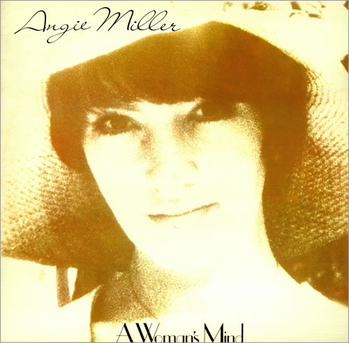 Angie Miller A Woman's Mind Vinyl