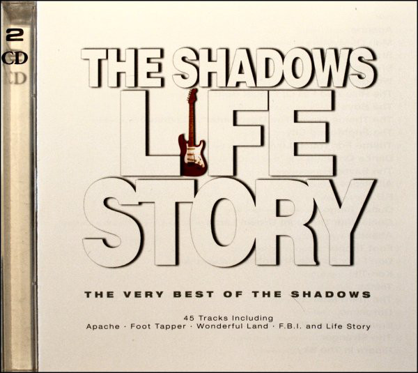 The Shadows Life Story The Very Best Of The Shadows