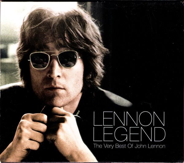 Lennon, John Lennon Legend - The Very Best Of John Lennon CD