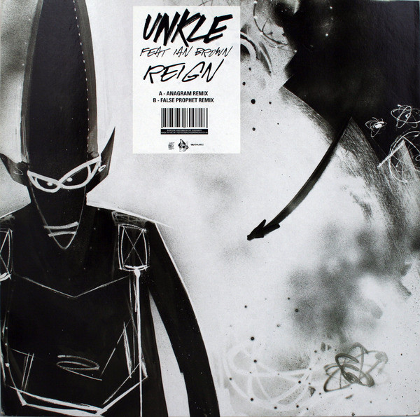 Unkle Feat Ian Brown Reign Vinyl