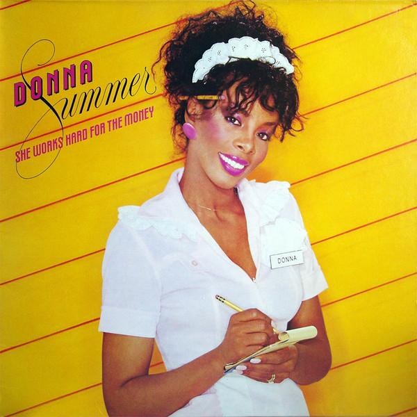 Donna Summer She Works Hard For The Money Vinyl
