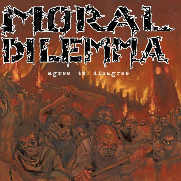 Moral Dilemma Agree To Disagree CD