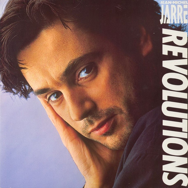 Jean Michel Jarre Revolutions Vinyl