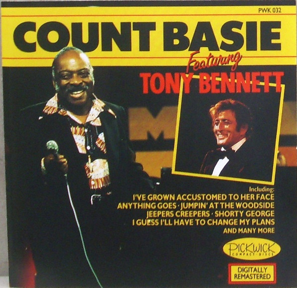 Count Basie Featuring Tony Bennett