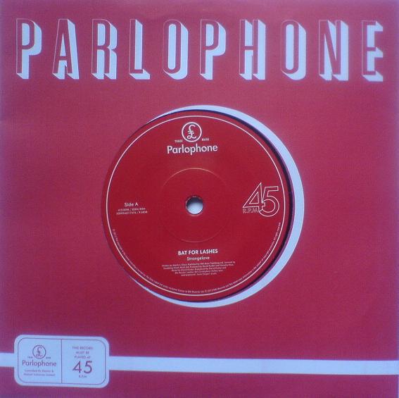 Bat For Lashes Strangelove  Vinyl