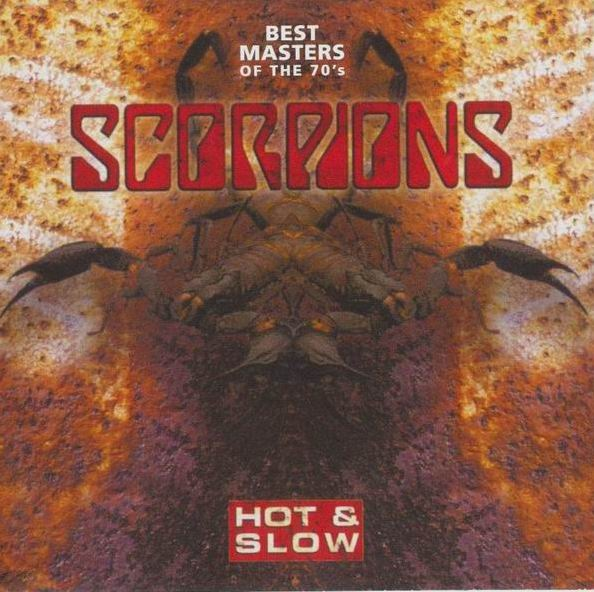 Scorpions Hot & Slow (Best Masters Of The 70´s)