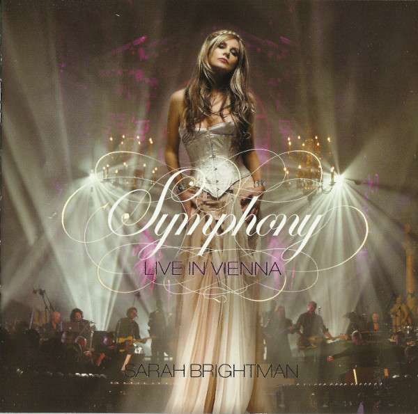 Brightman, Sarah Symphony Live In Vienna CD