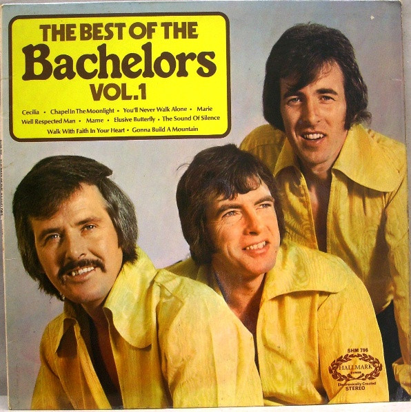 The Bachelors The Best Of Vol.1 Vinyl