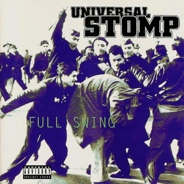 Universal Stomp Full Swing CD