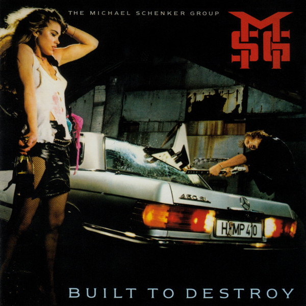 Schenker, Michael Group Built To Destroy