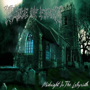 Cradle of Filth Midnight In The Labyrinth