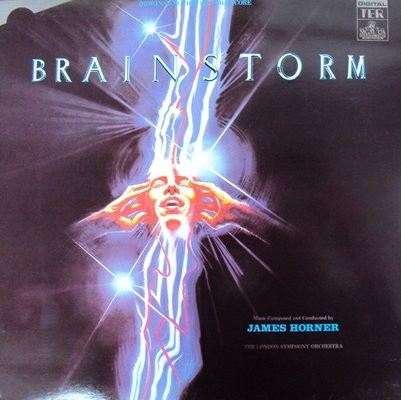 Horner, James Brainstorm - Original Motion Picture Score