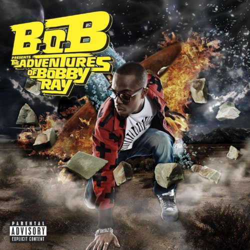 B.o.B Presents The Adventures Of Bobby Ray CD