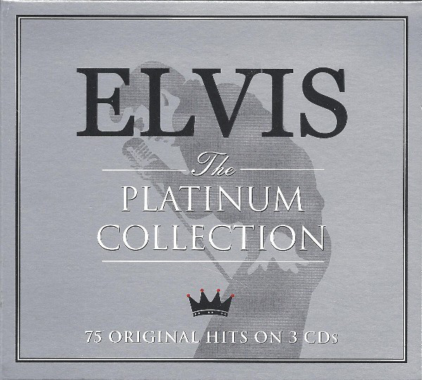 Elvis The Platinum Collection CD