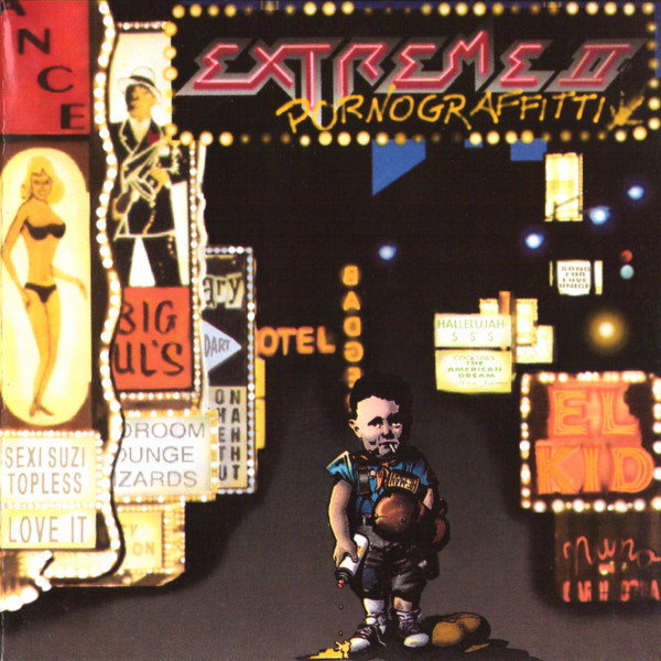 Extreme Extreme II - Pornograffitti (A Funked Up Fairytale)