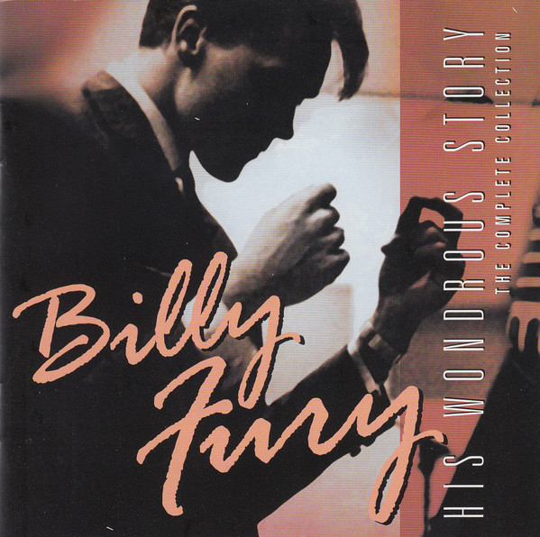 Fury, Billy His Wondrous Story: The Complete Collection CD
