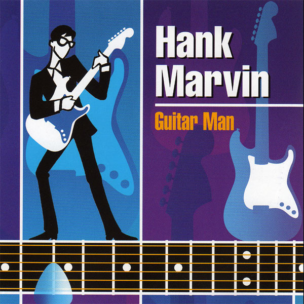 Marvin, Hank Guitar Man CD