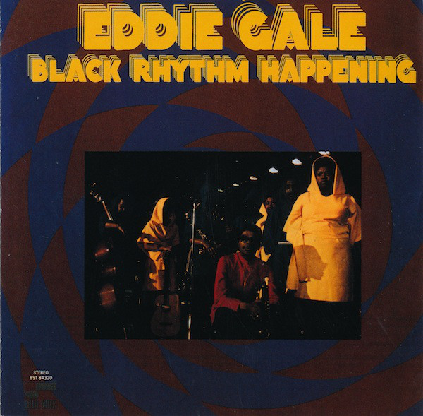 Gale, Eddie Black Rhythm Happening CD