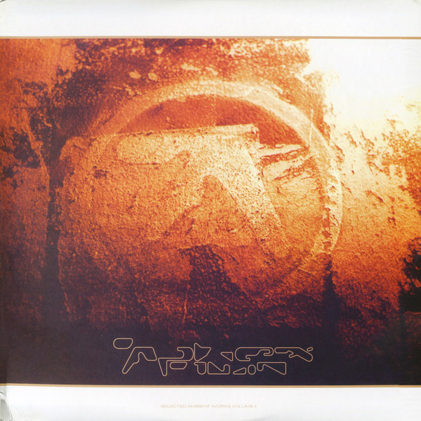 Aphex Twin Selected Ambient Works Volume II Vinyl