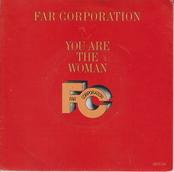 Far Corporation You Are the Woman Vinyl
