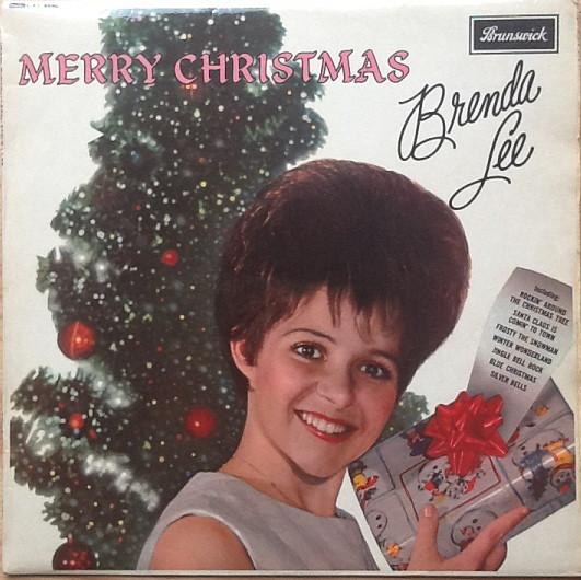 Brenda Lee Merry Christmas From Brenda Lee Vinyl