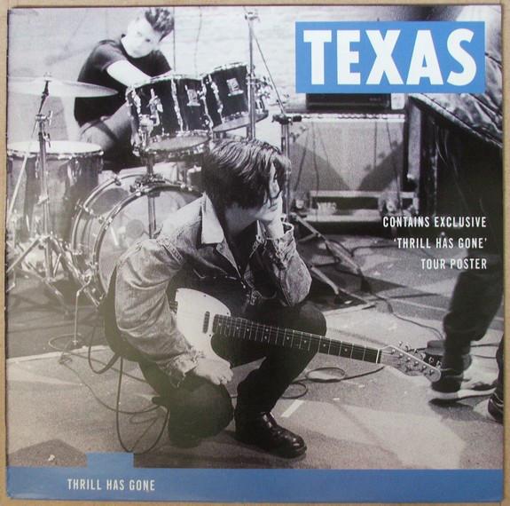 Texas Thrill Has Gone Vinyl