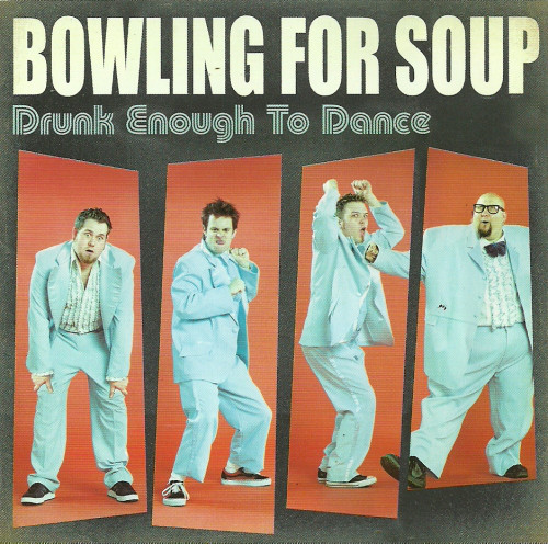 Bowling For Soup Drunk Enough To Dance CD