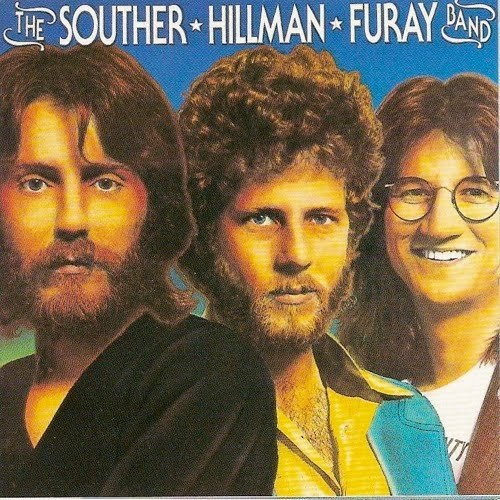 The Souther Hillman Furay Band Trouble In Paradise
