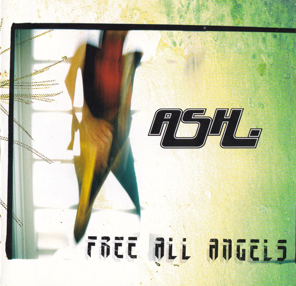 Ash Free All Angels CD